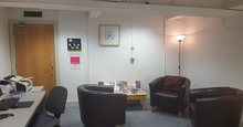 Looking to hire therapy rooms?