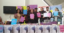 Students talk about safer sex and consent