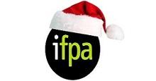 IFPA Christmas logo