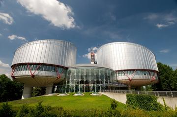 European Court of Human Rights, Strasburg