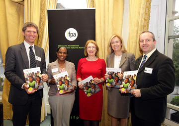 Launch of report